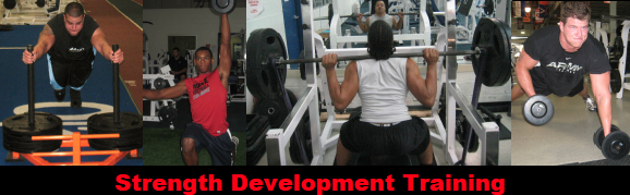 Strength Development